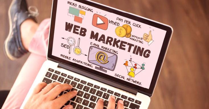 Affiliate Marketing as Web Marketing Method for Beginners