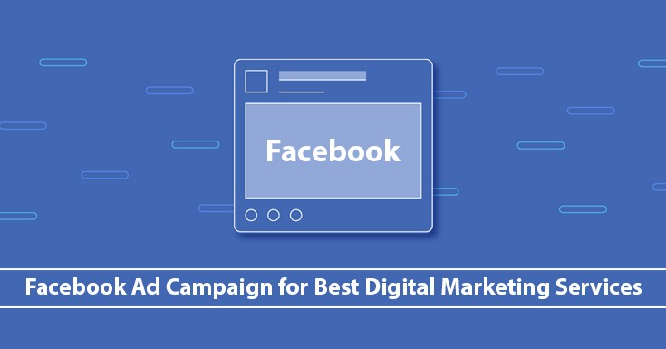 Facebook Ad Campaign for Best Digital Marketing Services