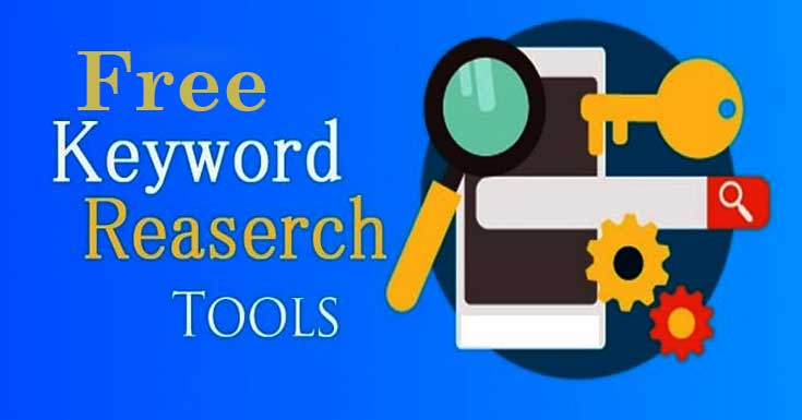 Free Keyword research tools for SEO Company to grow organic traffic