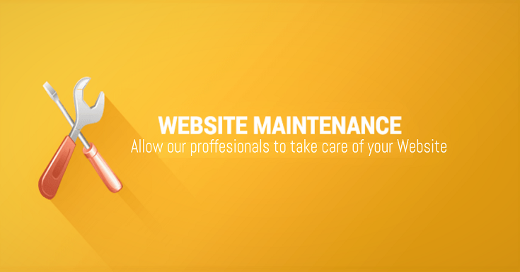 4 Potential Mistakes In Website Maintenance