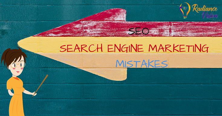 6 Technical Mistakes in SEO Which Can Affect Your Website Adversely
